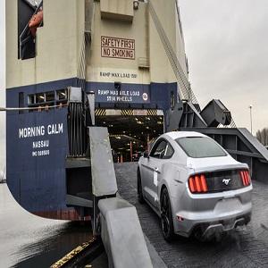 shipping vehicles to Australia